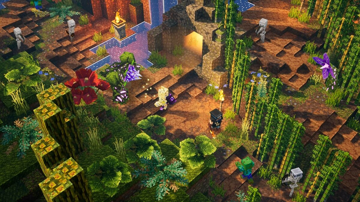 MinecraftDungeonsDLC
