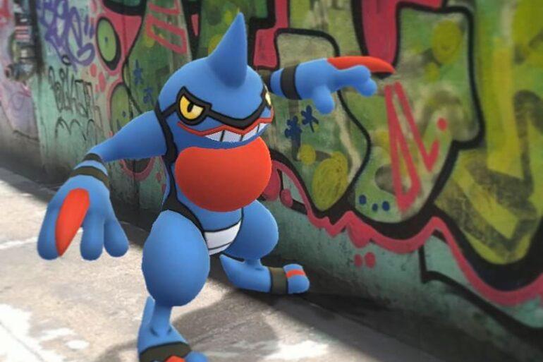 Pokemon GO Easy Guide to Toxicroak Raid