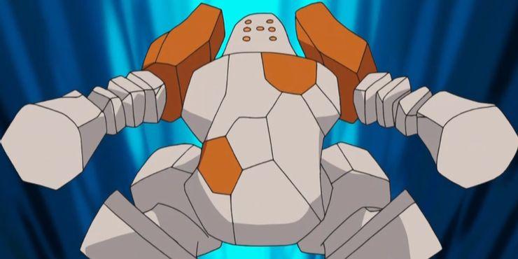Regirock-Pokemon
