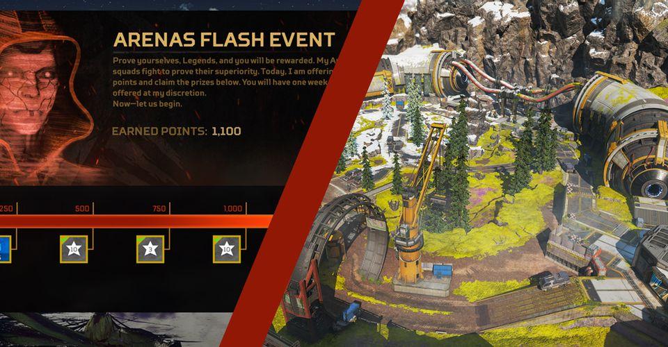 Apex Legends Arenas Flash Event