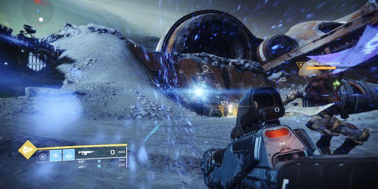 Destiny 2 Trove Guardian