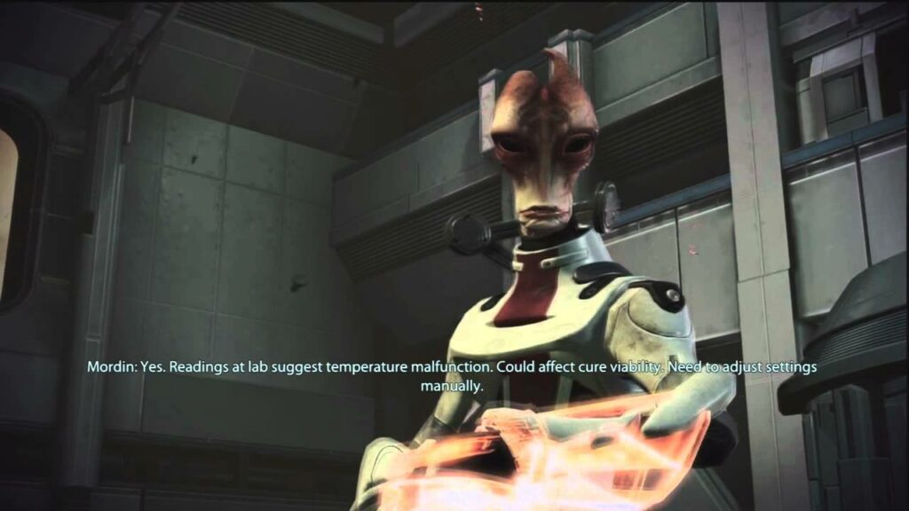 Mass Effect 3 Genophase