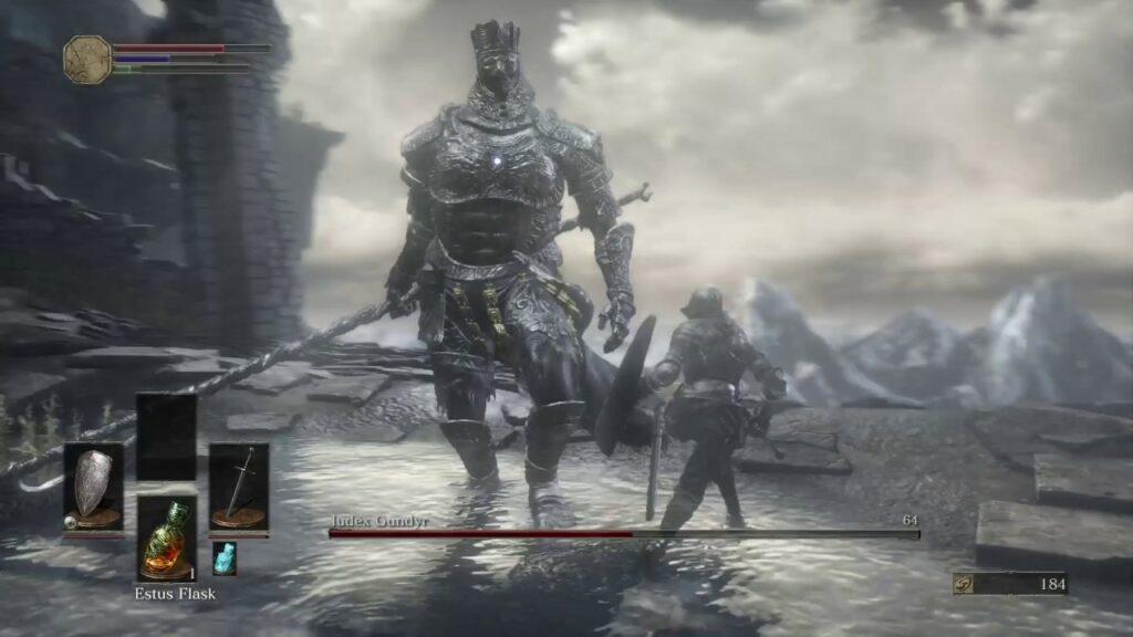 Dark Souls 3 Ludex Gundyr Boss