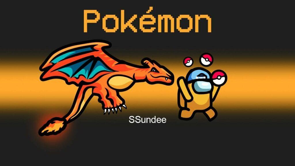 Among Us Pokemon Mod