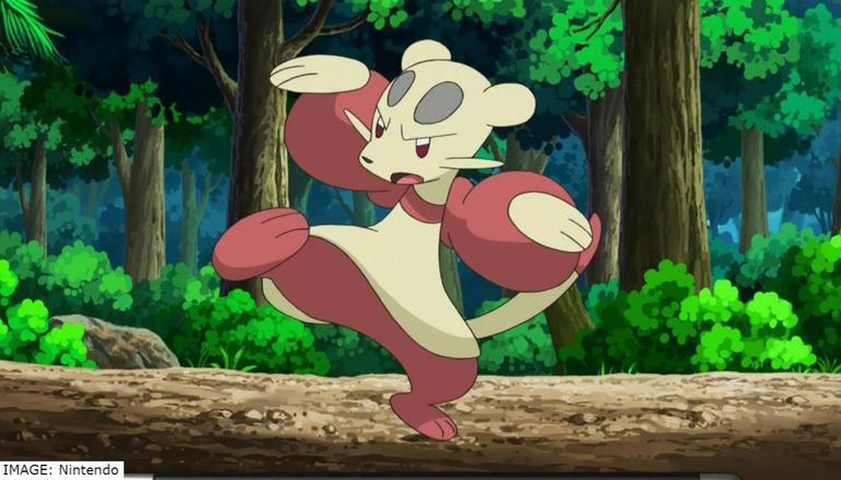 mienfoo in pokemon go